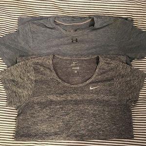 Nike/Under Armor Bundle